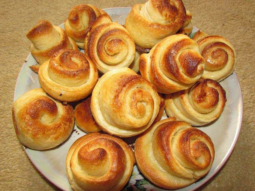 Французские булочки рецепты с фото