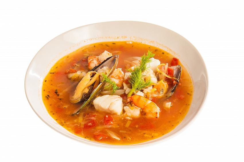 суп буйабес рецепт с фото делаем