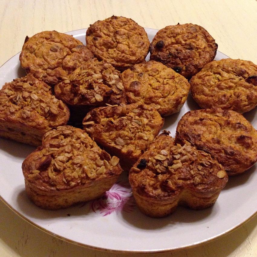 творожные кексы диетические рецепты с фото атмосфера
